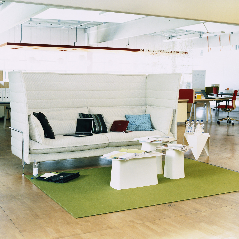 Alcove High Back Sofa