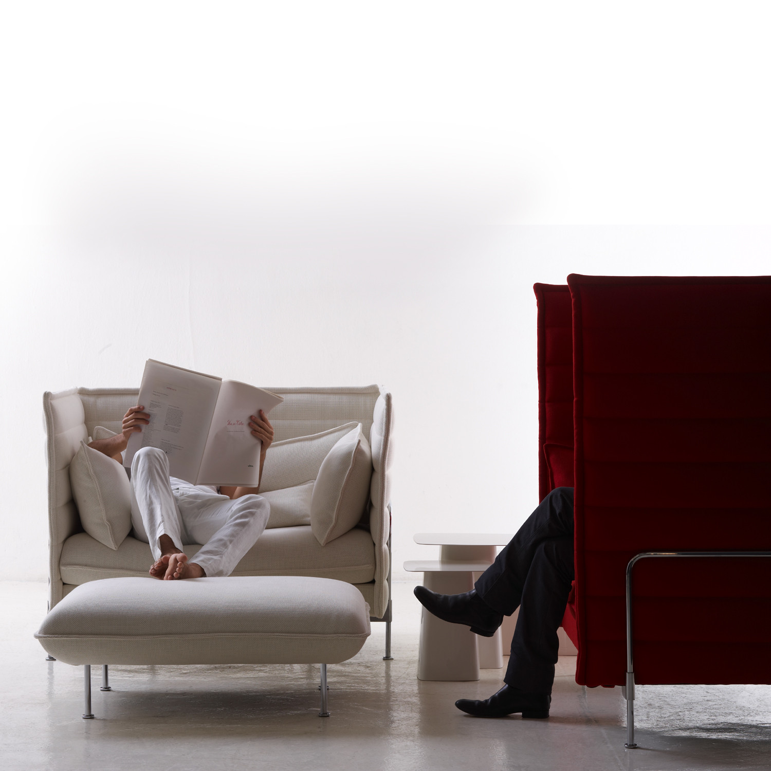 Alcove Acoustic Seating