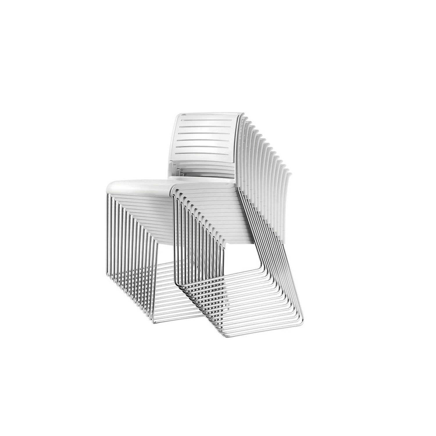 Aline-S Stacking Chairs