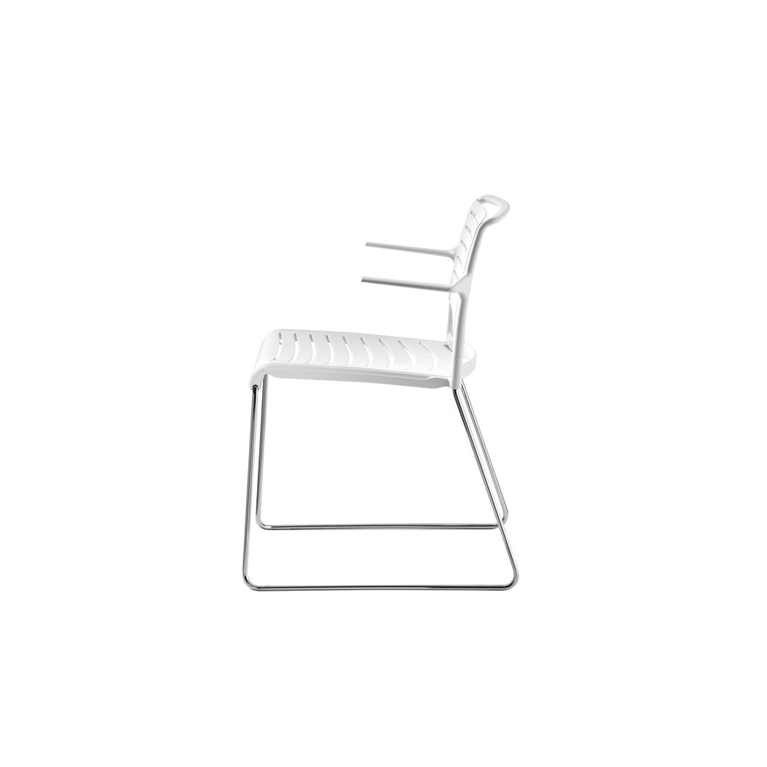 Aline-S Chair Side View