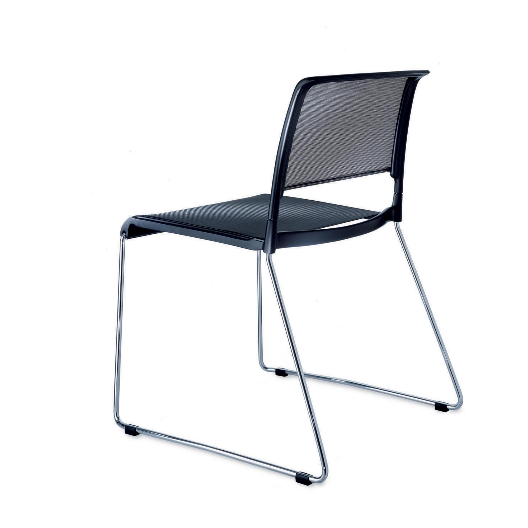Aline Sled Base Chair