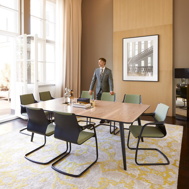 Sedus Allright Meeting Chairs
