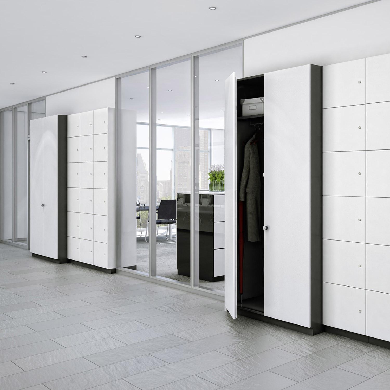 Allvia Wardrobe Cabinets