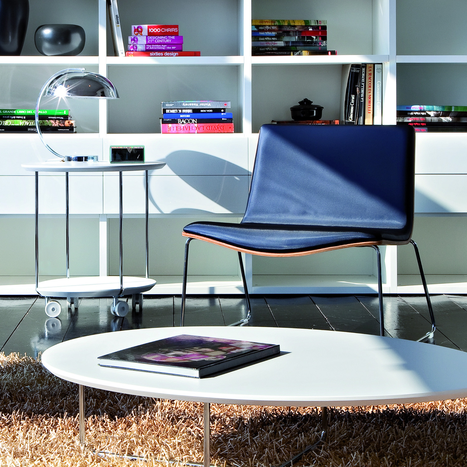 Amarcord Lounge Chair by Niccola Cacco Design