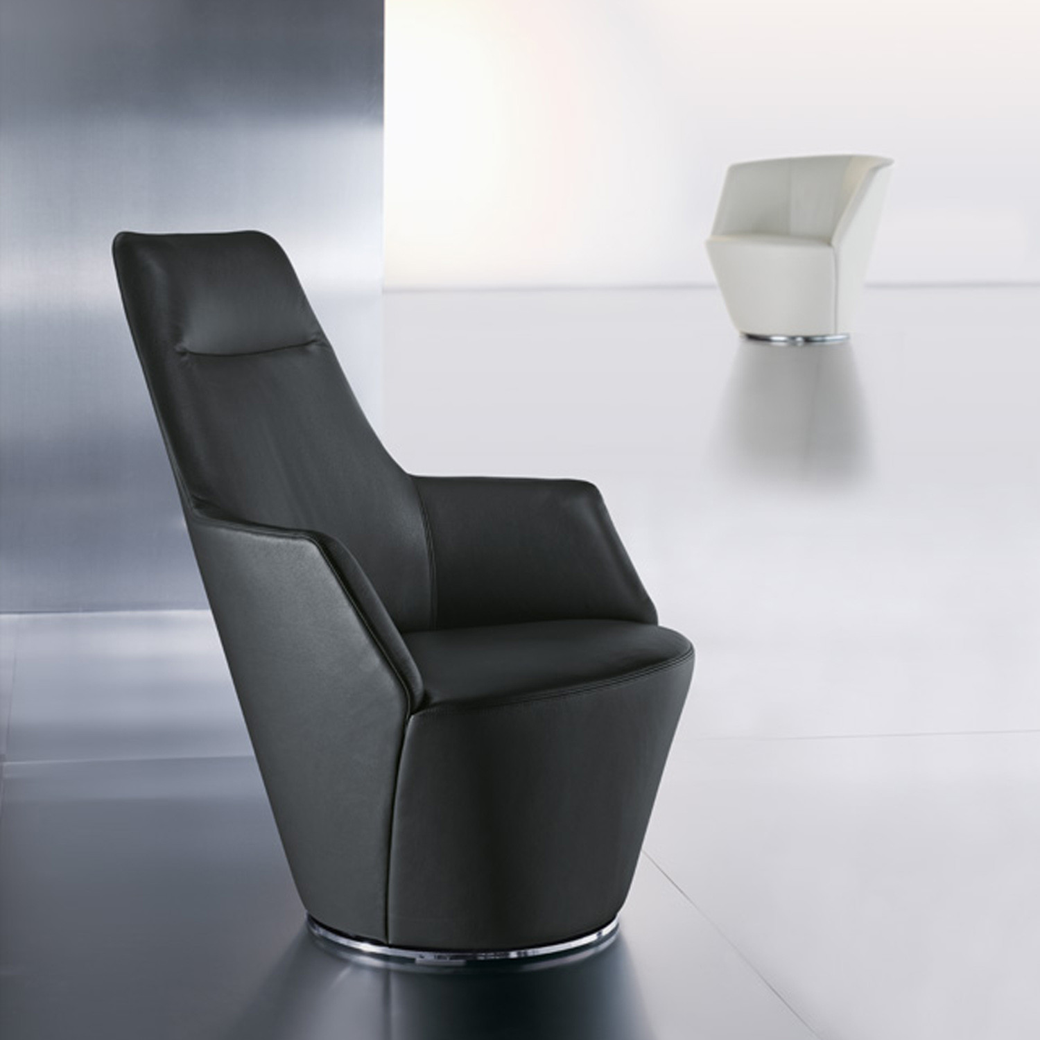 Ameo Lounge High Back Chairs