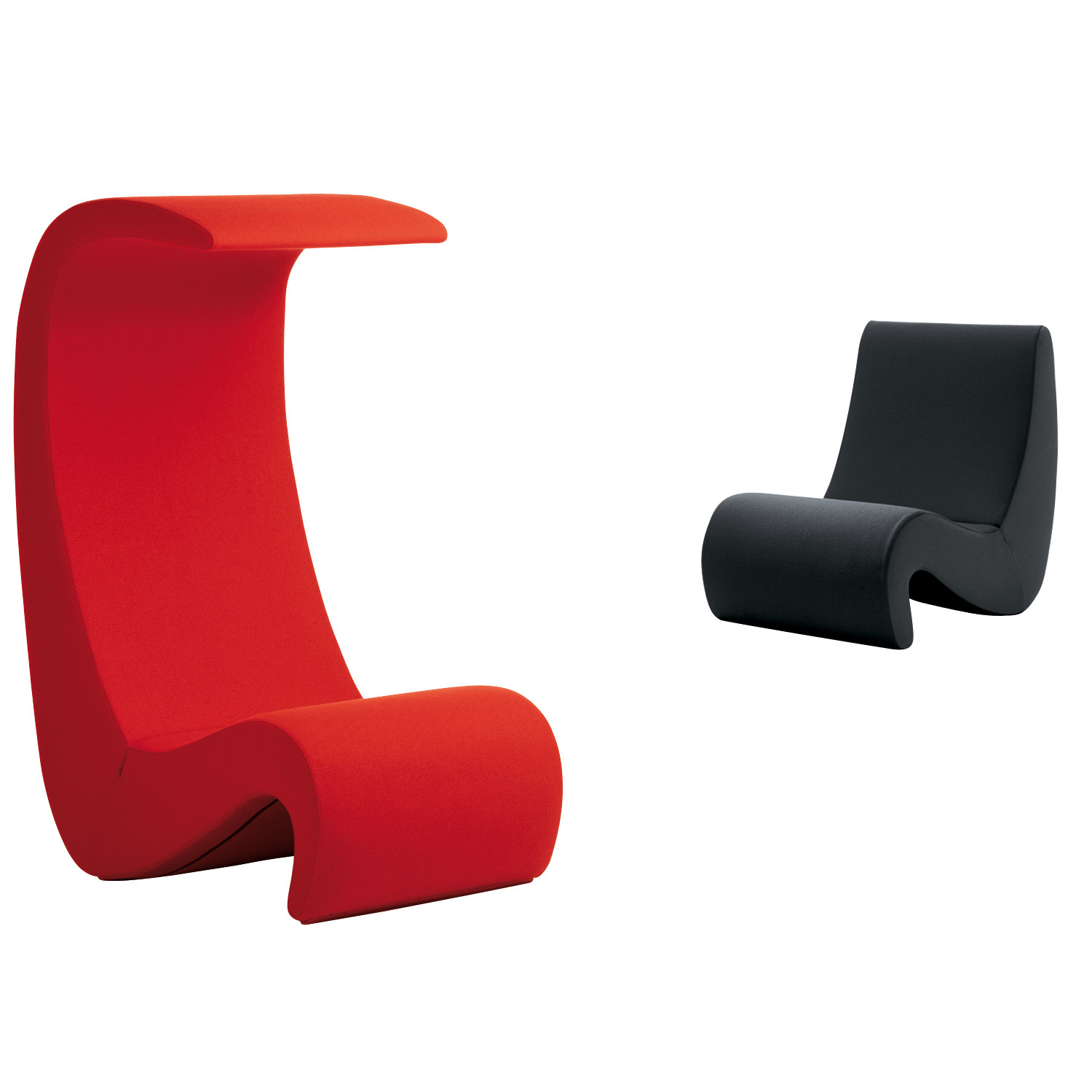 Amoebe Highback Chairs by Vitra Home Collection   Apres Furniture
