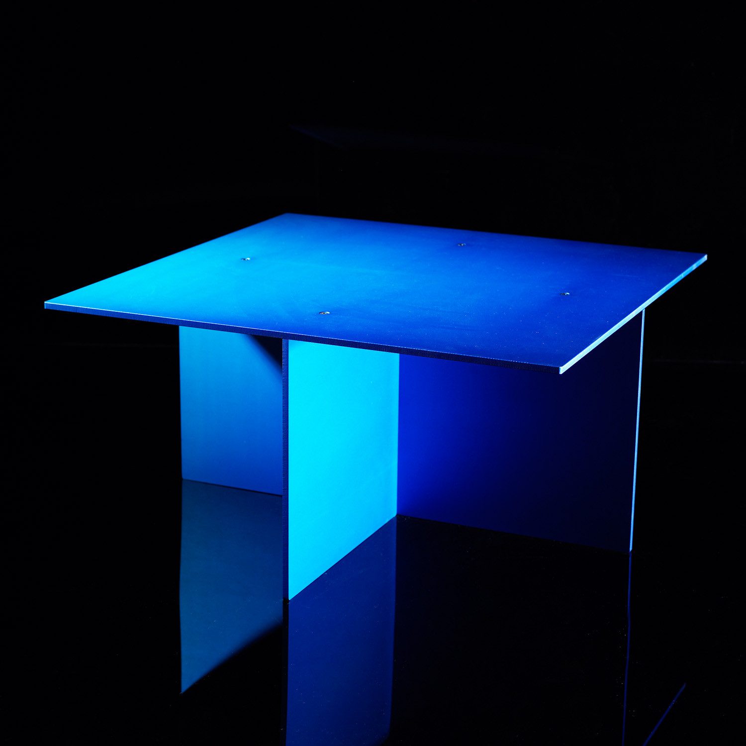 Anodised Office Coffee Table