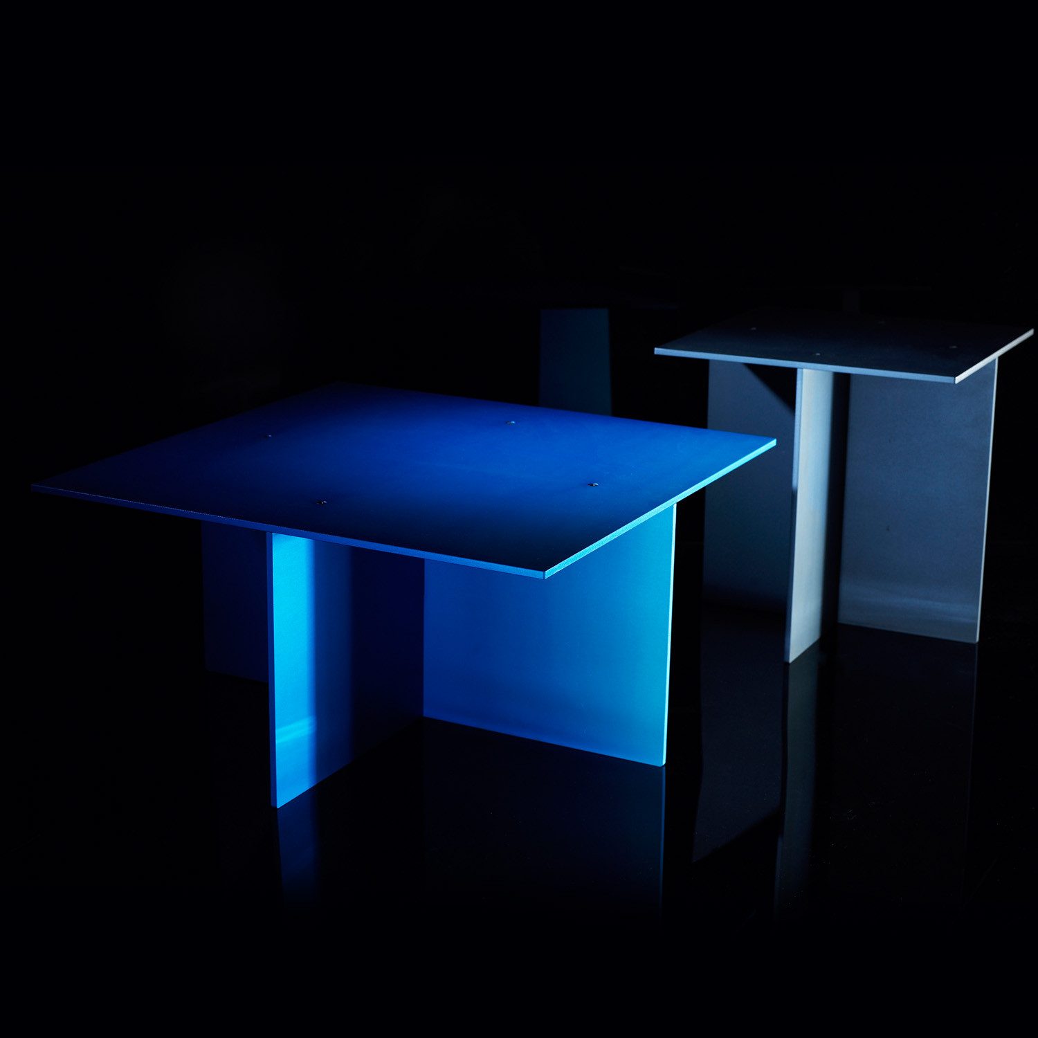 Anodised Breakout Coffee Table
