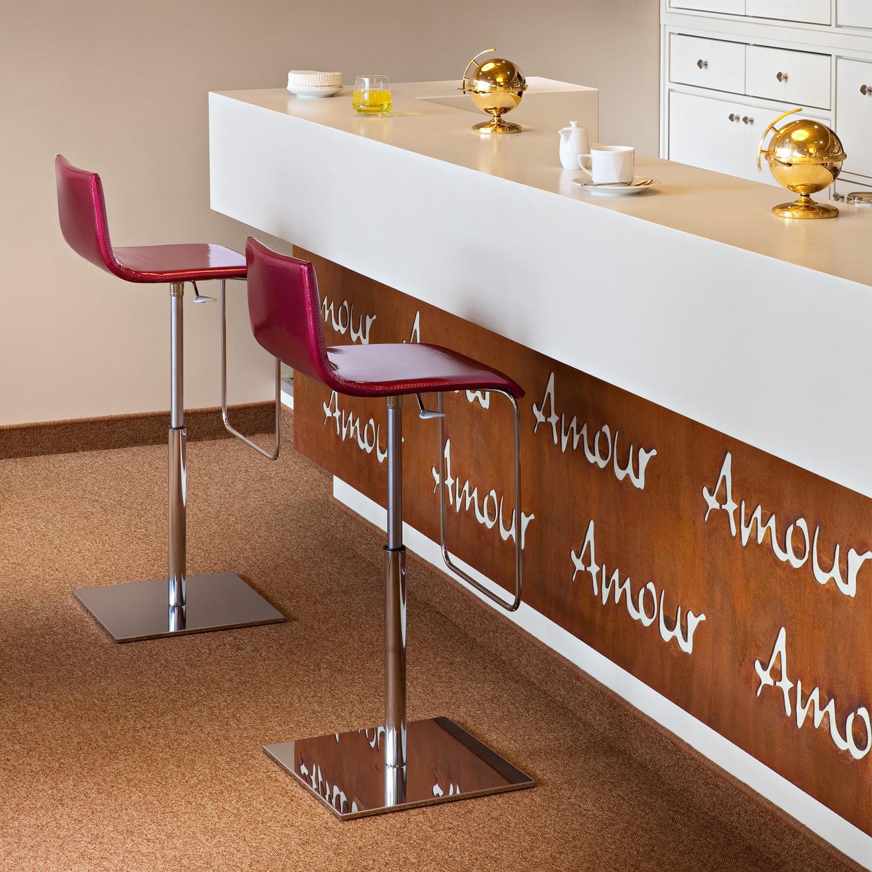 Anouk Height Adjustable Bar Stool