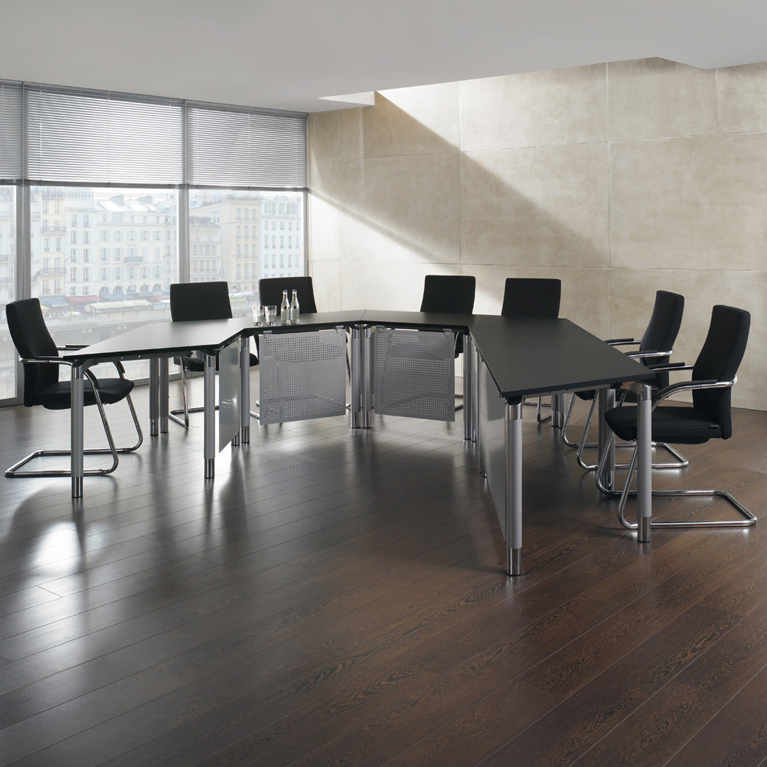 Antaro Meeting Tables by Assmann