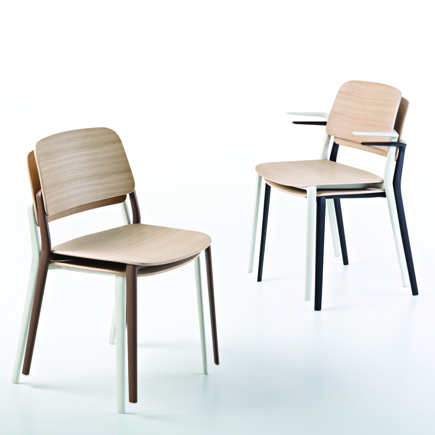 Stackable Appia chair