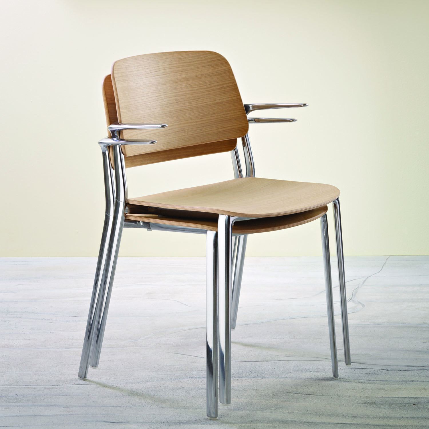 Appia Stacking Chairs