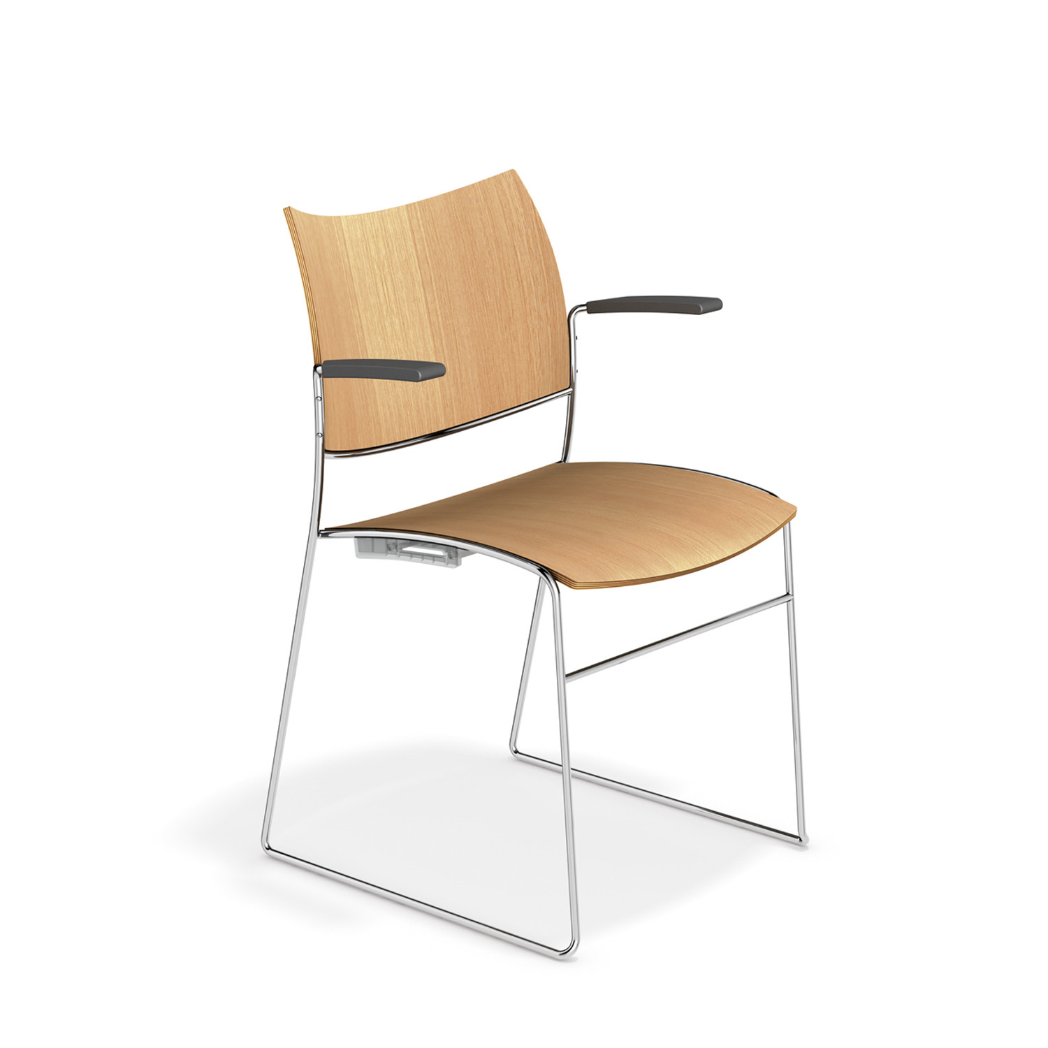 Apres Stackable Chairs