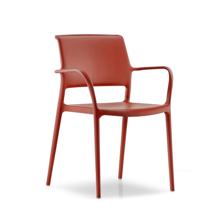 Ara Red Chair