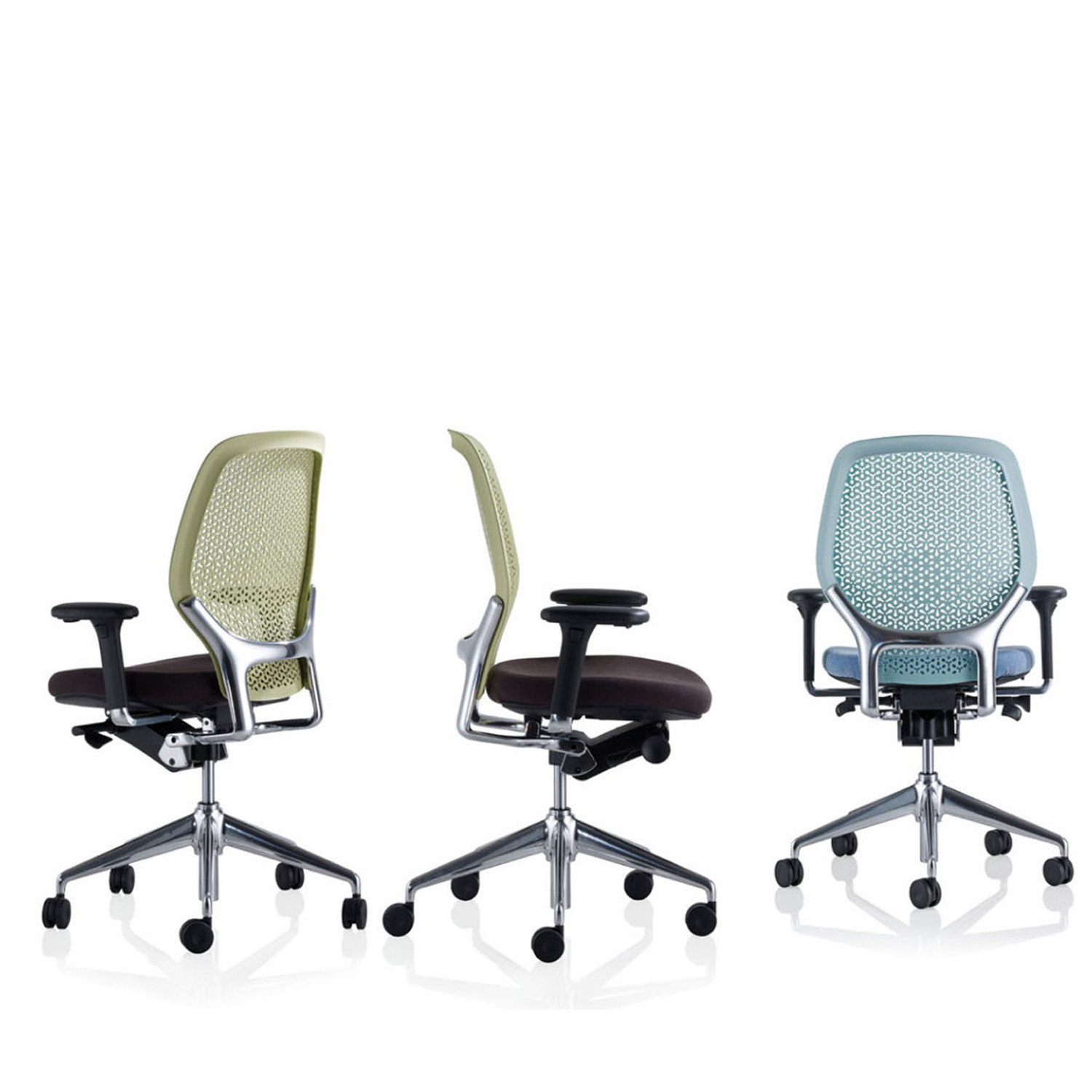 Ara Ergonomic Mesh Chairs