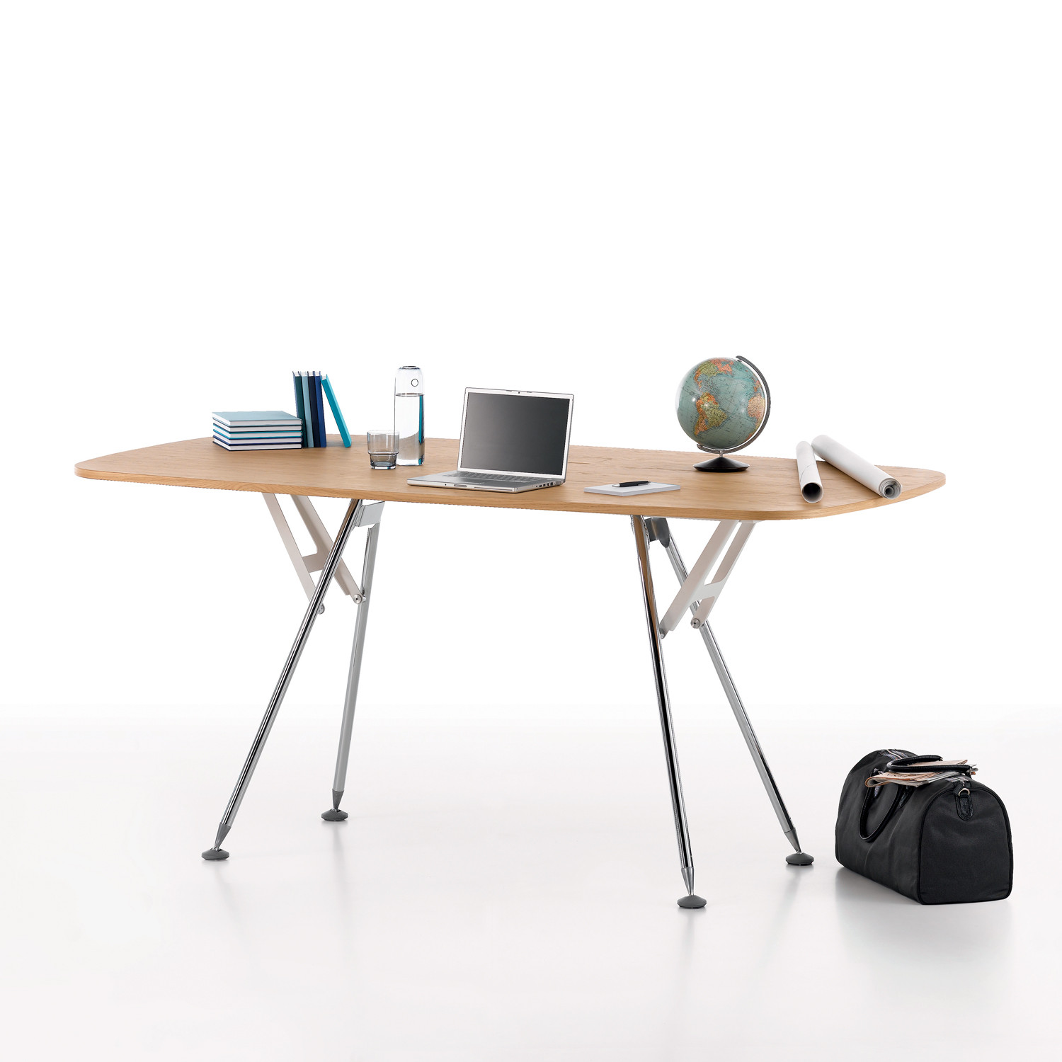 ArchiMeda Height Adjustable Desk by Vitra