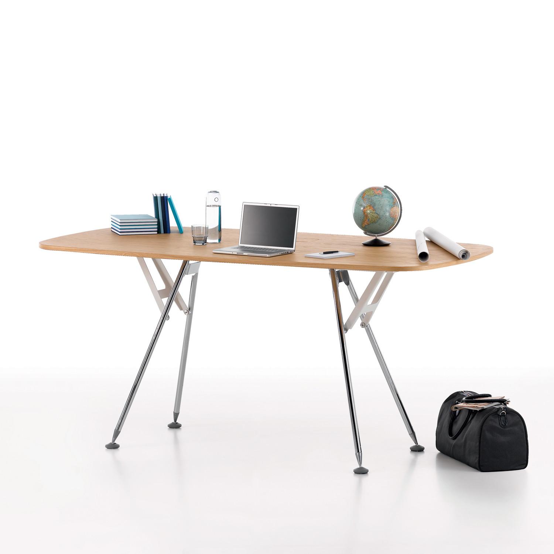 ArchiMeda Height Adjustable Desk by Vitra
