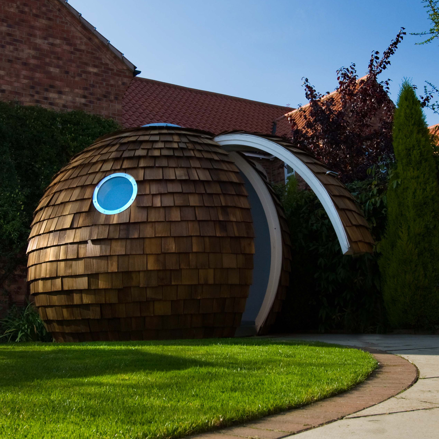 Garden Home Office Pod