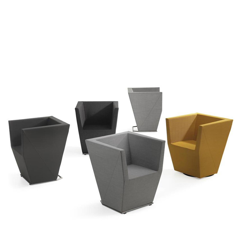 Area Modular Armchairs