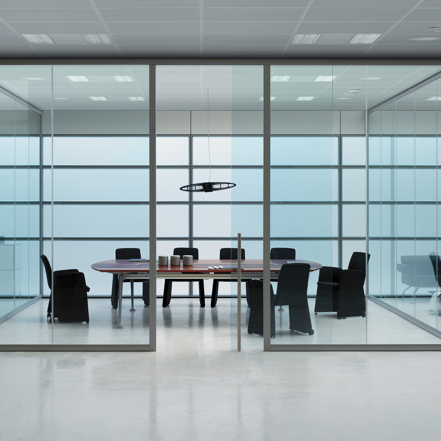 Areaplan Glass Partitioning System