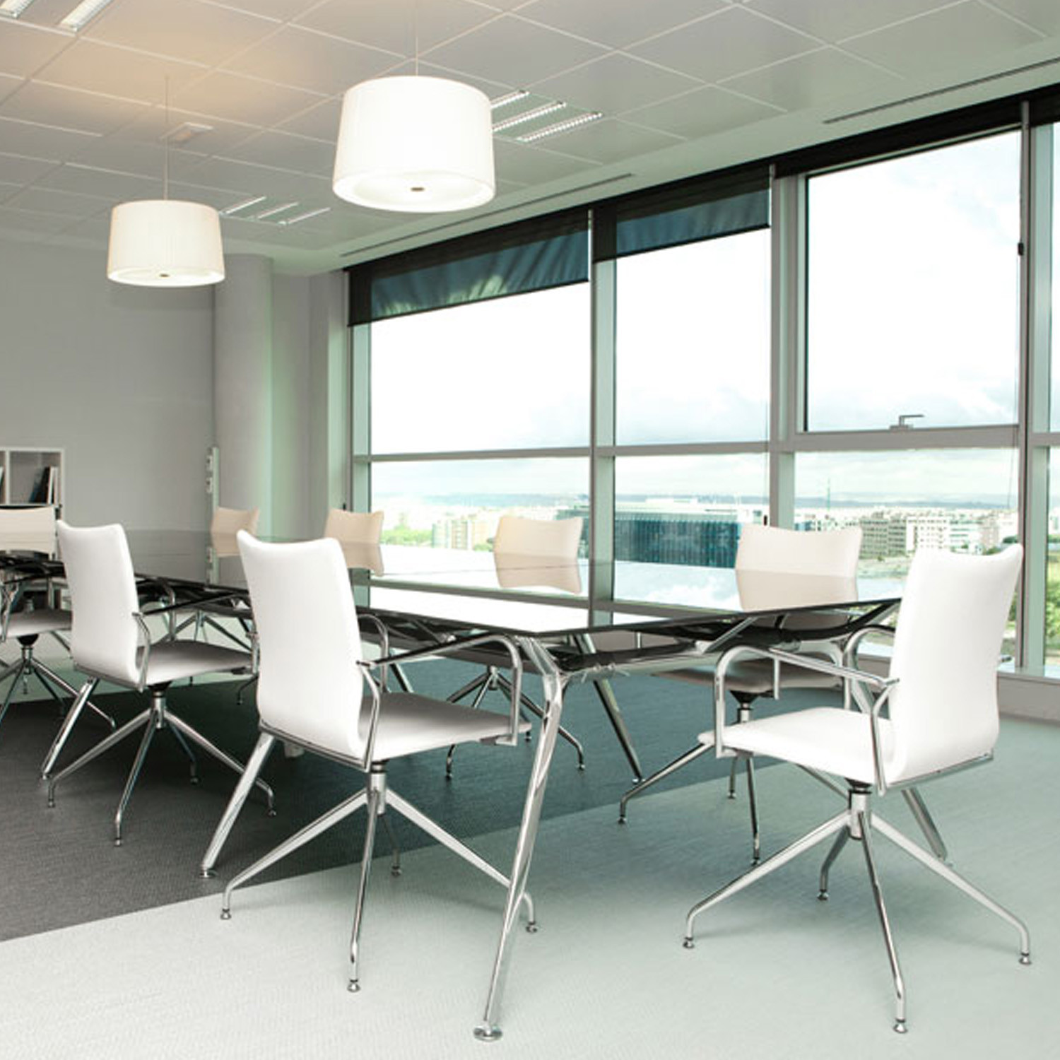 Arkitek Executive Boardroom Table