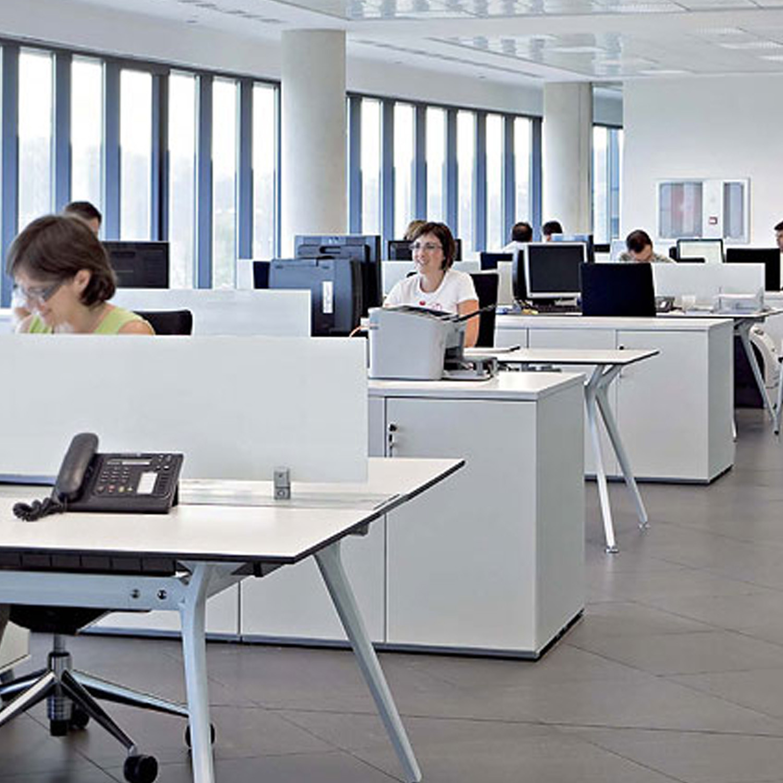 Arkitek Bench Desks from Actiu