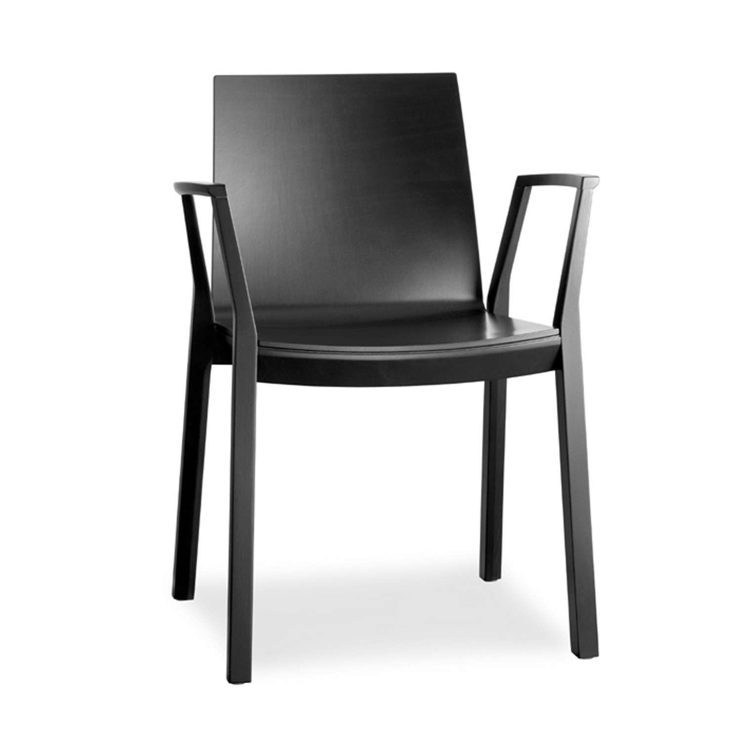 Arta Armchair Black