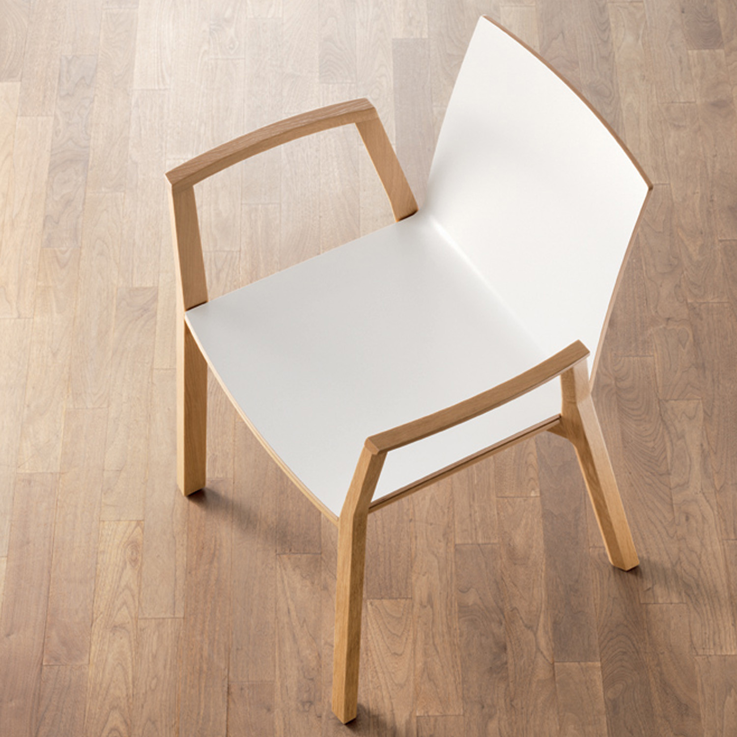 Arta Wooden Chair from Arge2