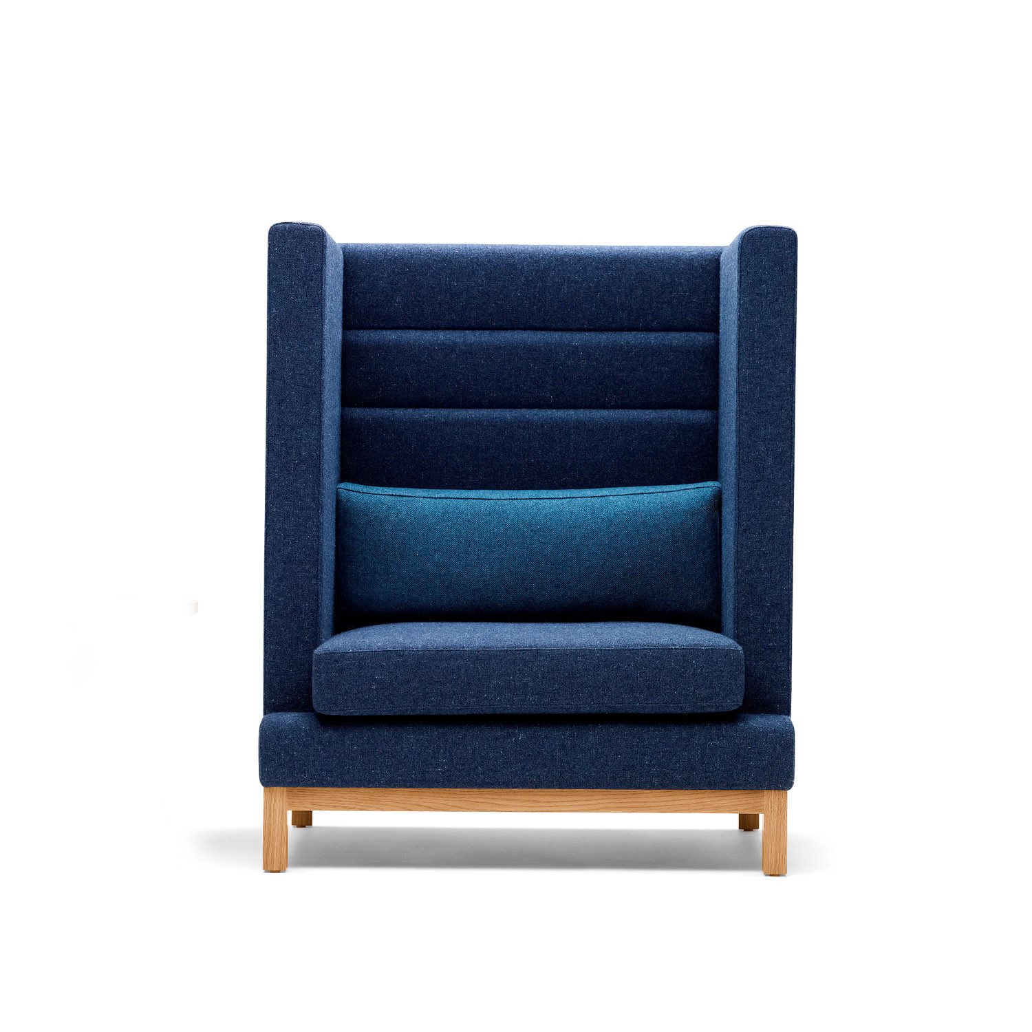 Arthur High Back Armchair