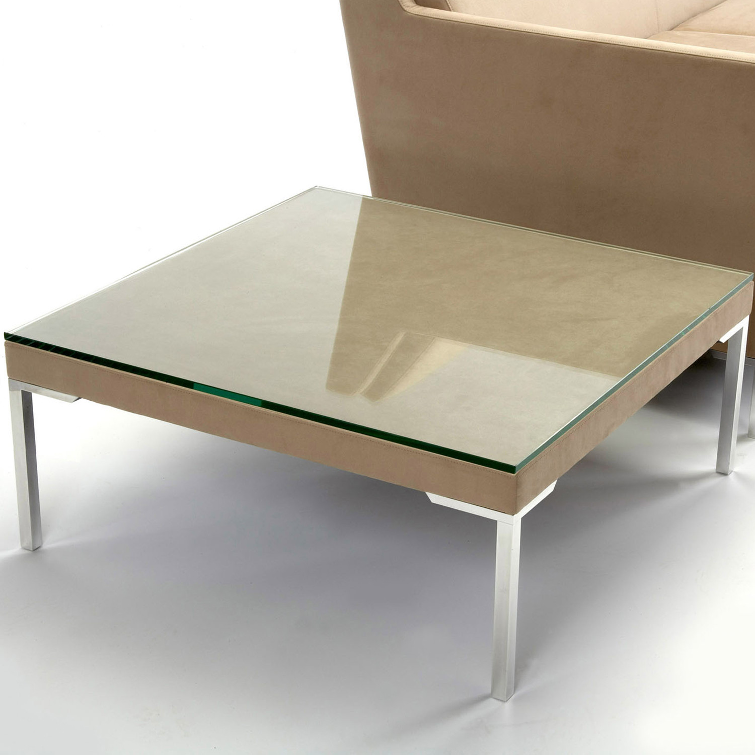 Aspect Sofa with Coffee Table