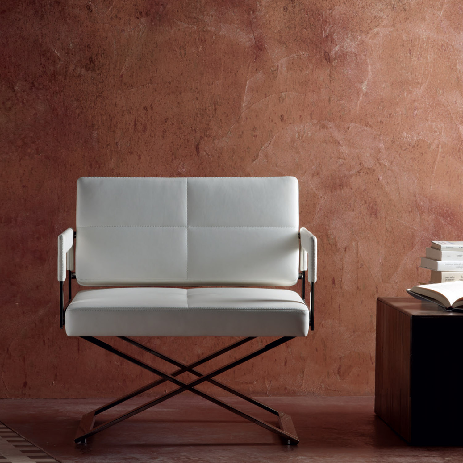 Aster X Armchair from Poltrona Frau