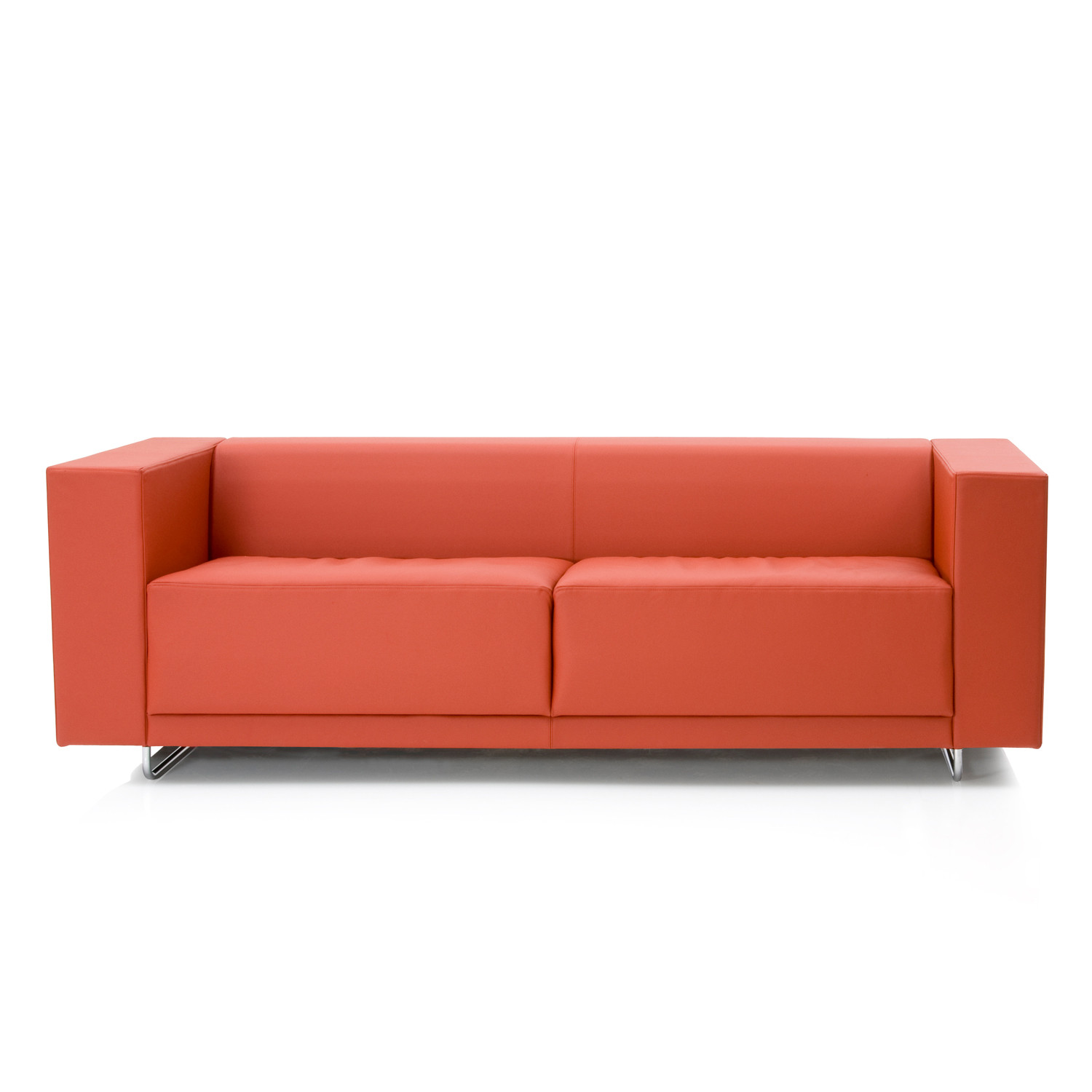 Aston 2 seater sofa by Orangebox