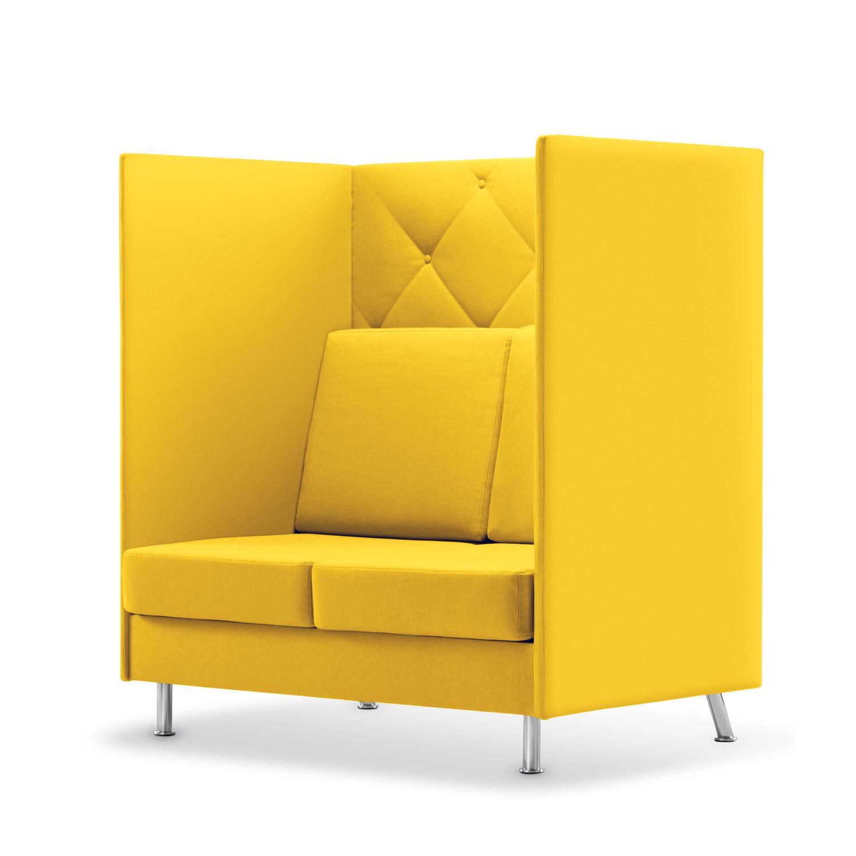 Atelier High Back Sofa