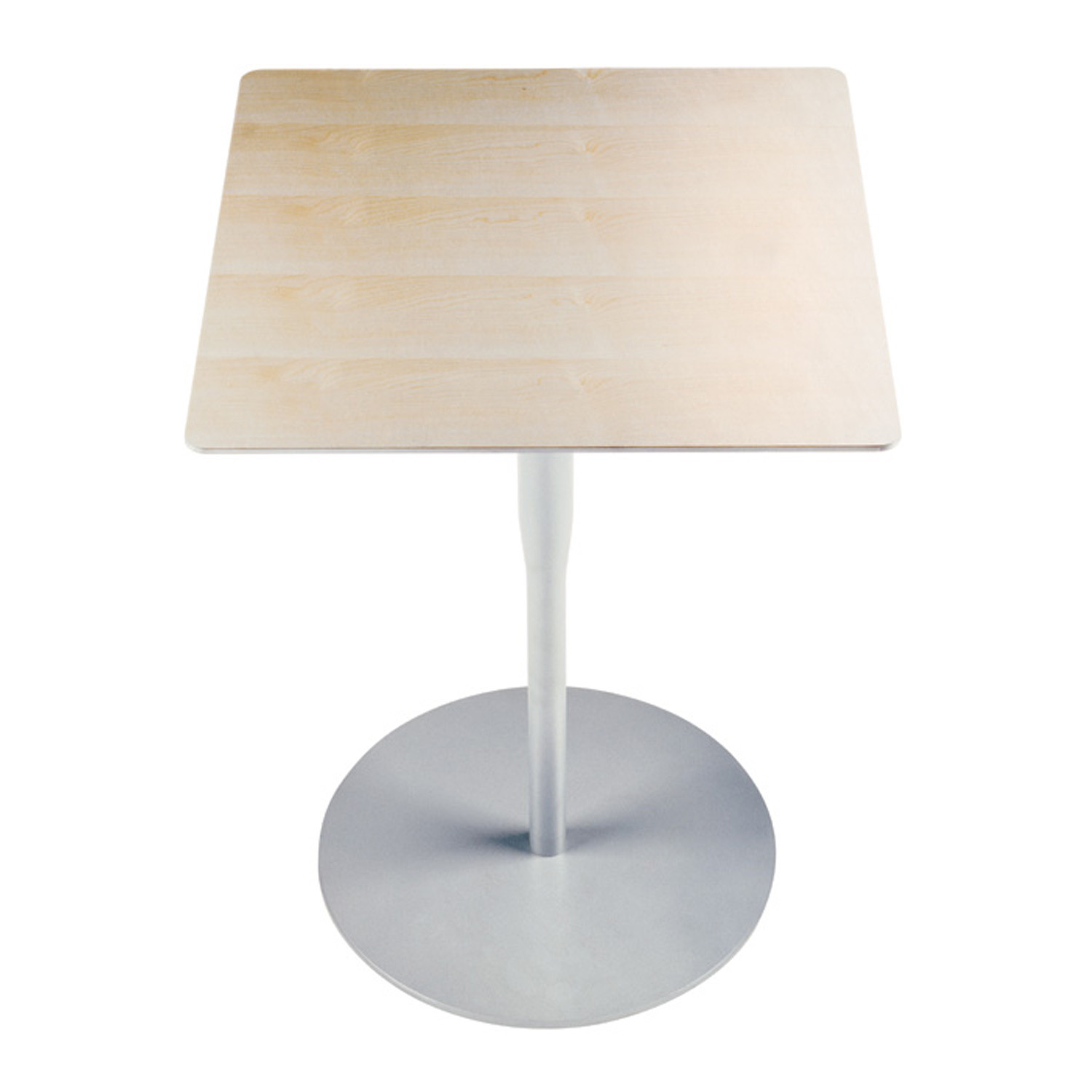 Atlas Table E with round base