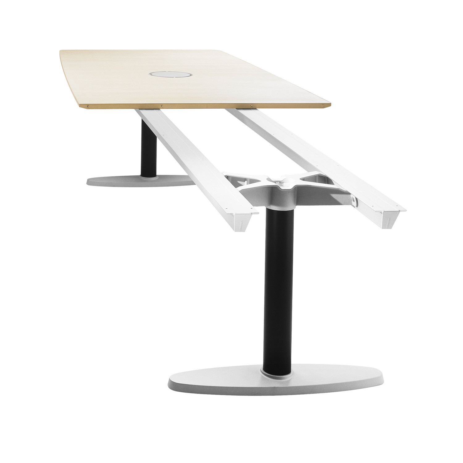 Atlas meeting room table by Lammhults