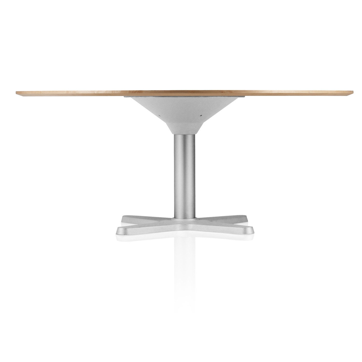Lammhults Atlas round conference table