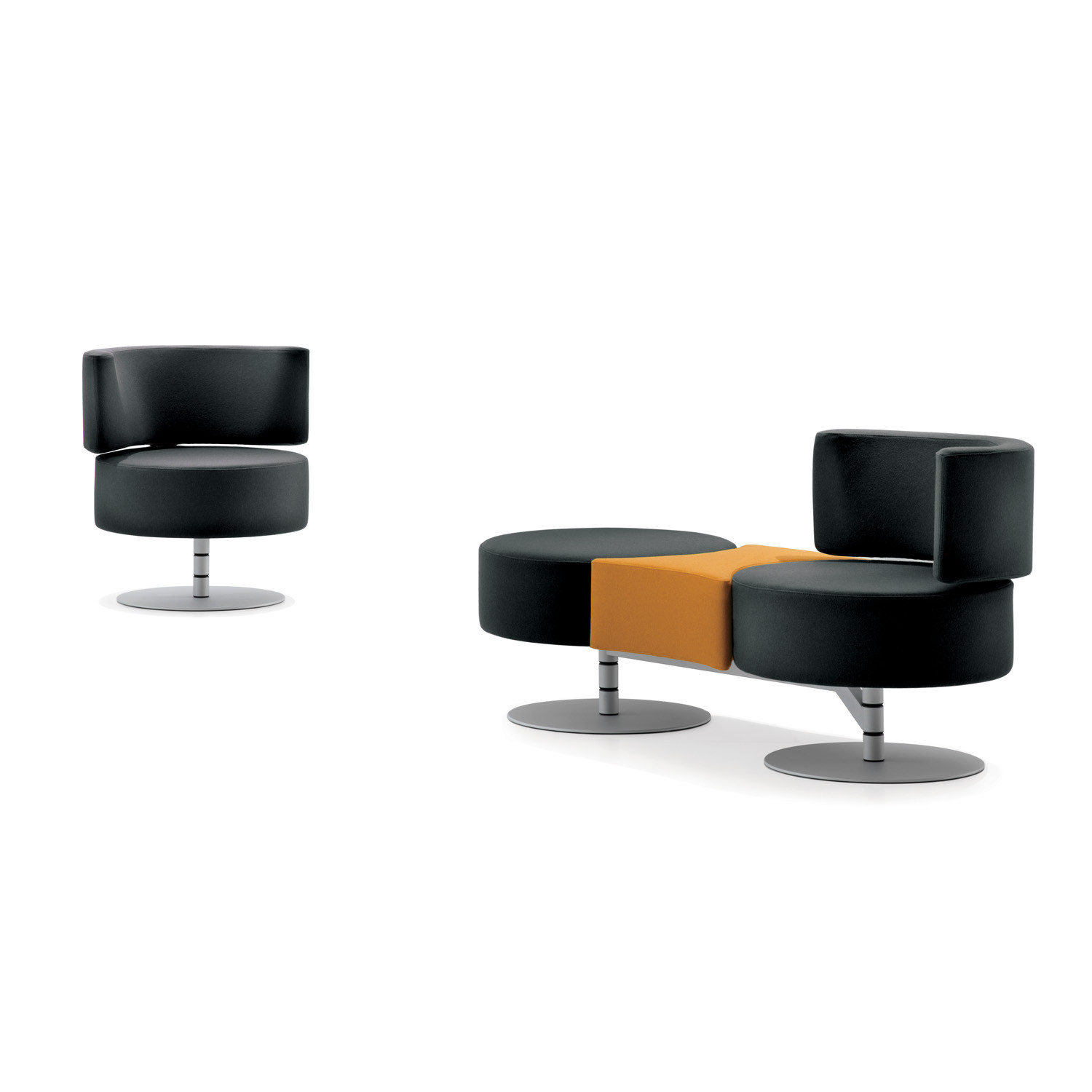 Atoma Reception Seating