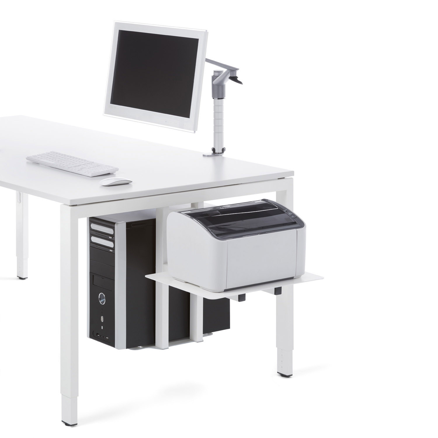 Attention Four Sedus Bench Desk