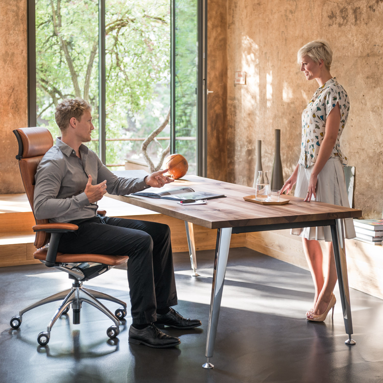 Attention A Modern Office Desk
