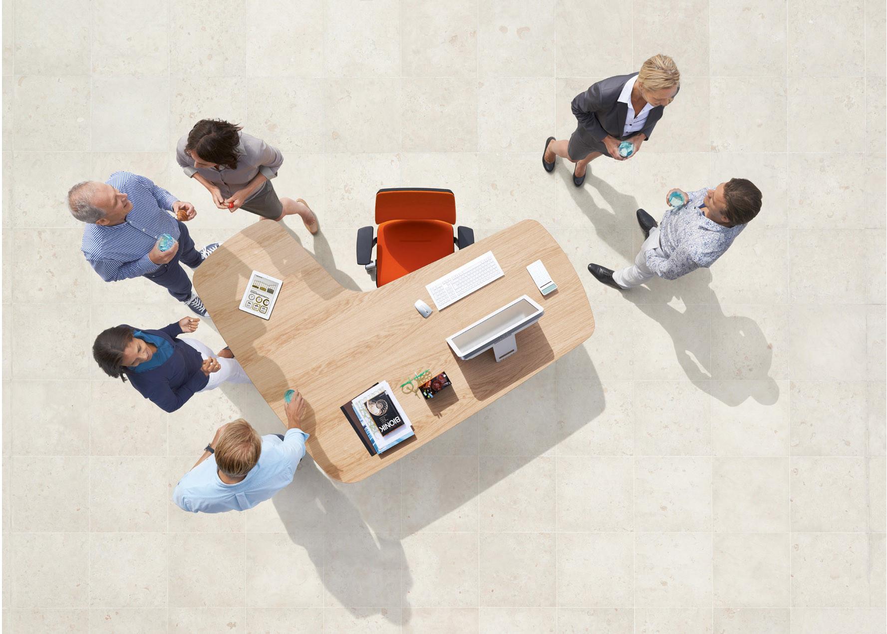 Sedus Attention A Office Desk