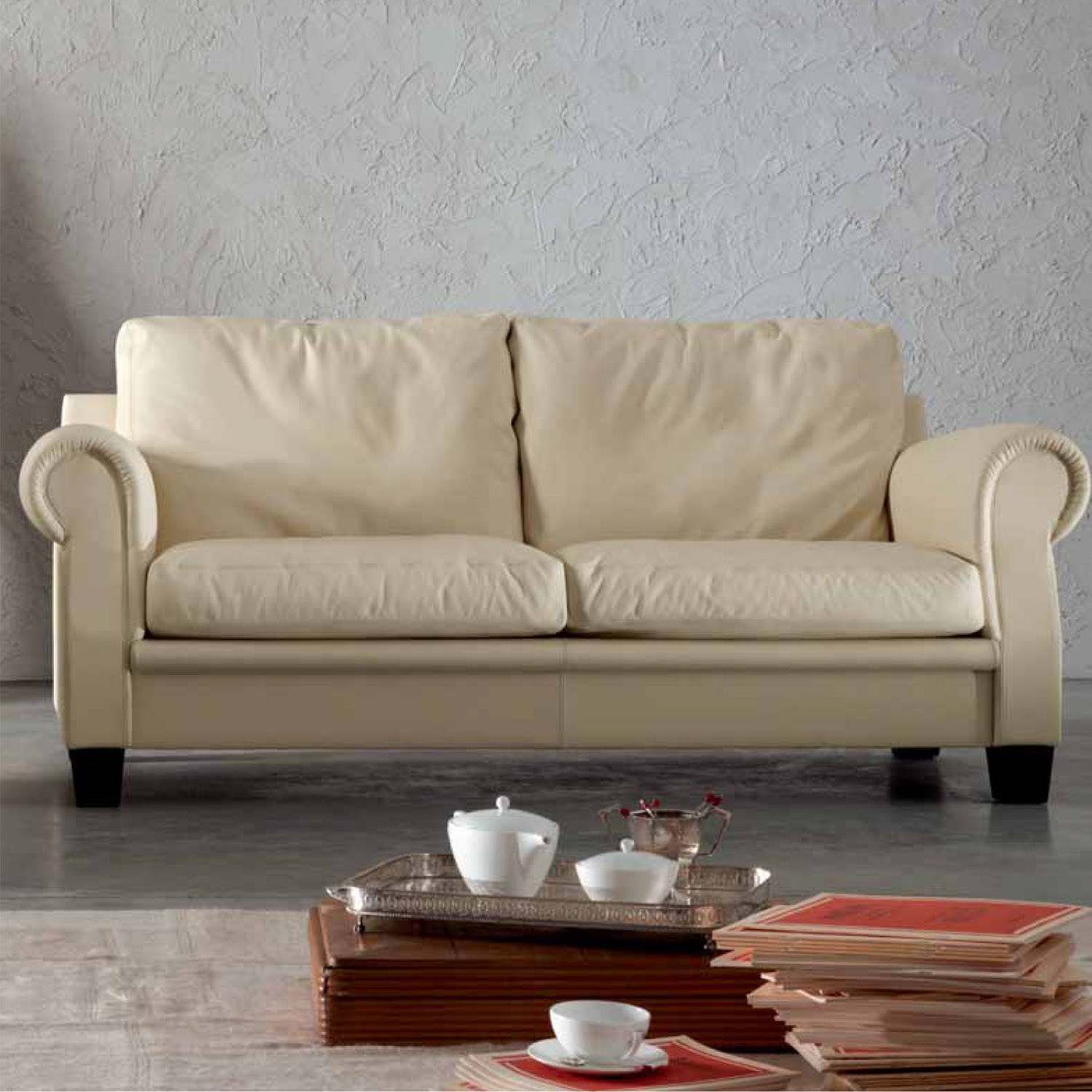 Poltrona Frau Austen Lounge Seating