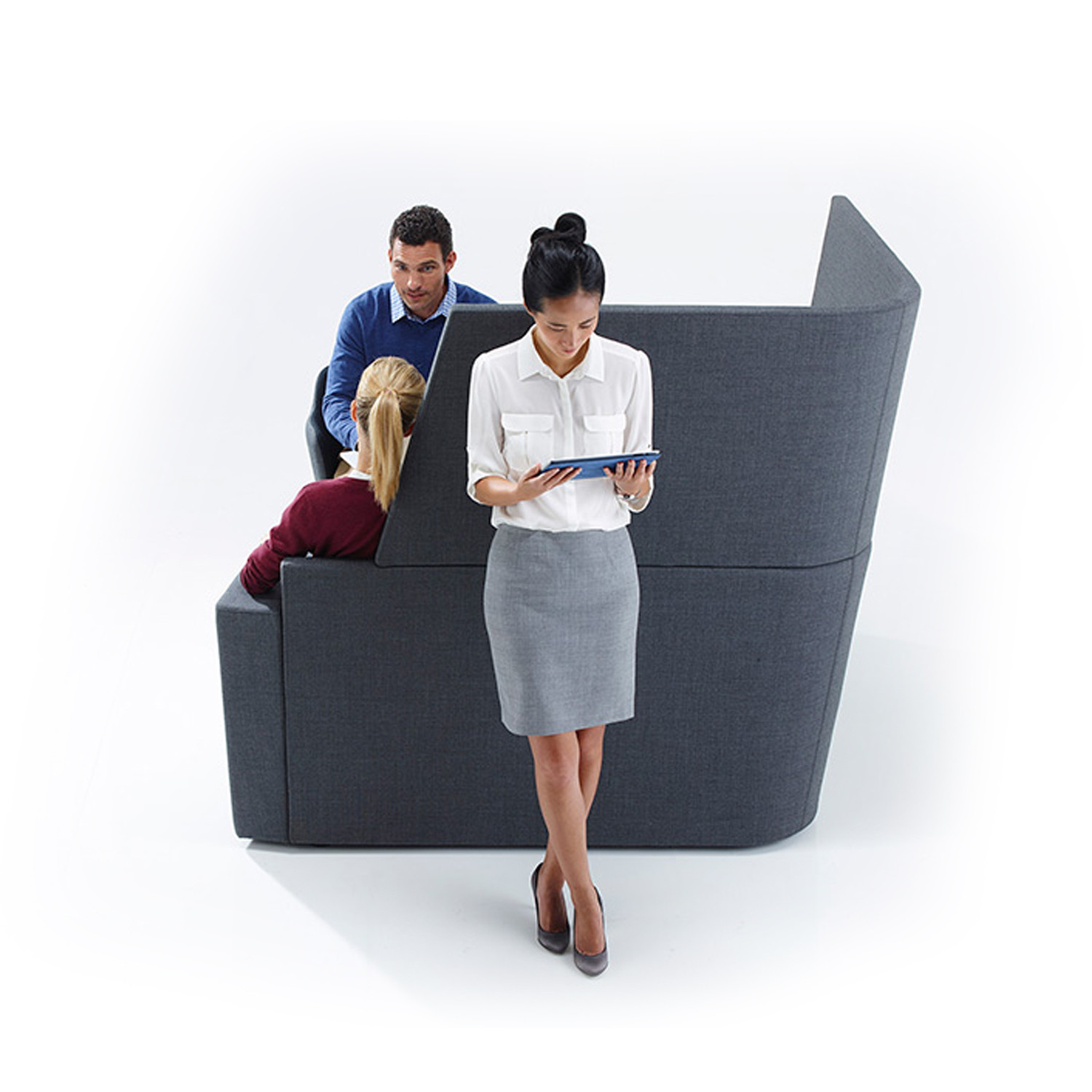 Soft Seating Spaces for Smartworking