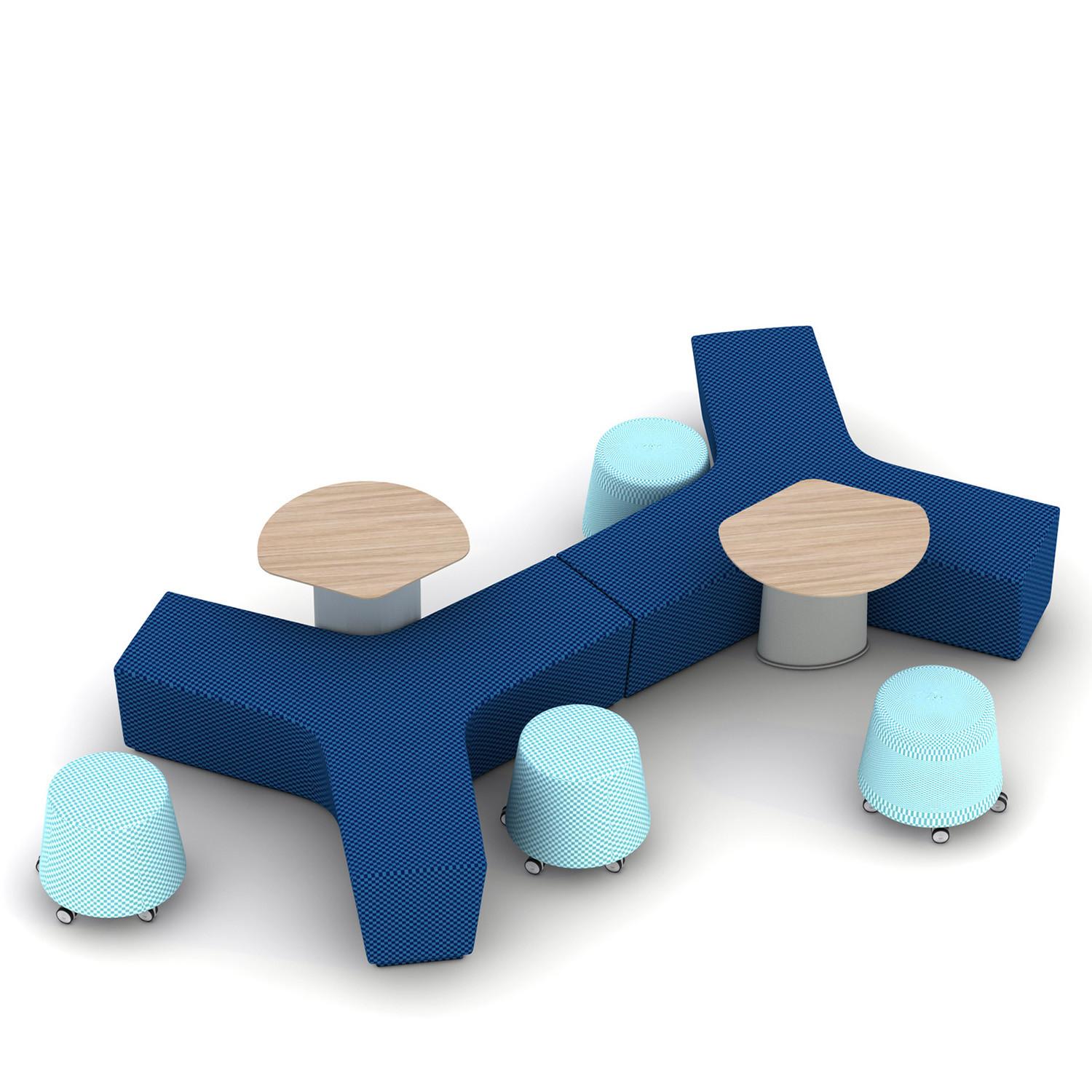 Away from the Desk Modular Reception Seating