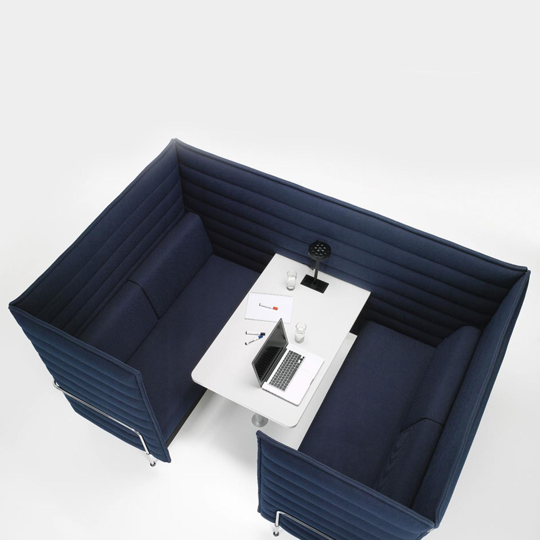 Vitra Alcove Cabin Sofa