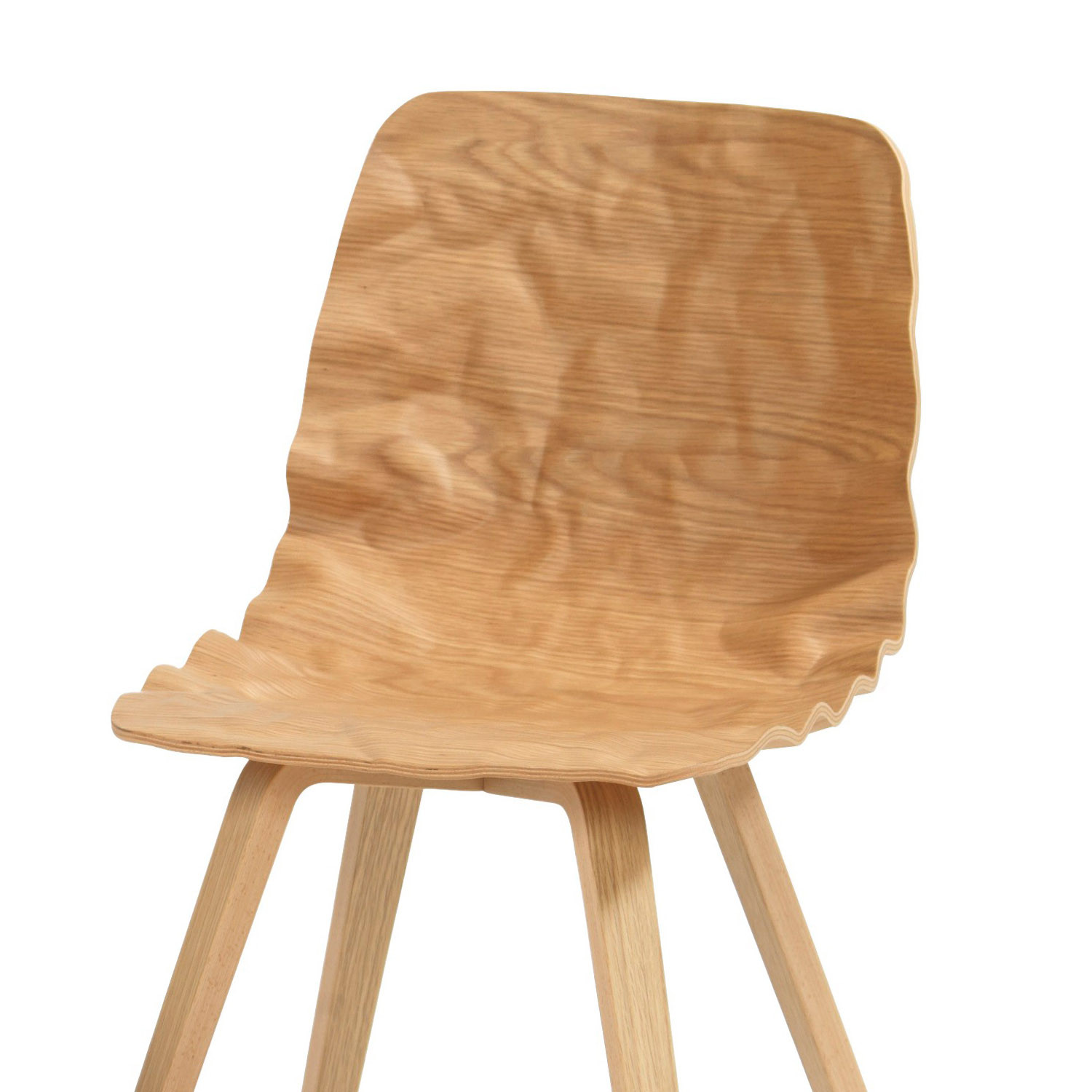 Dent Dressed Wooden Seat Shell B504D