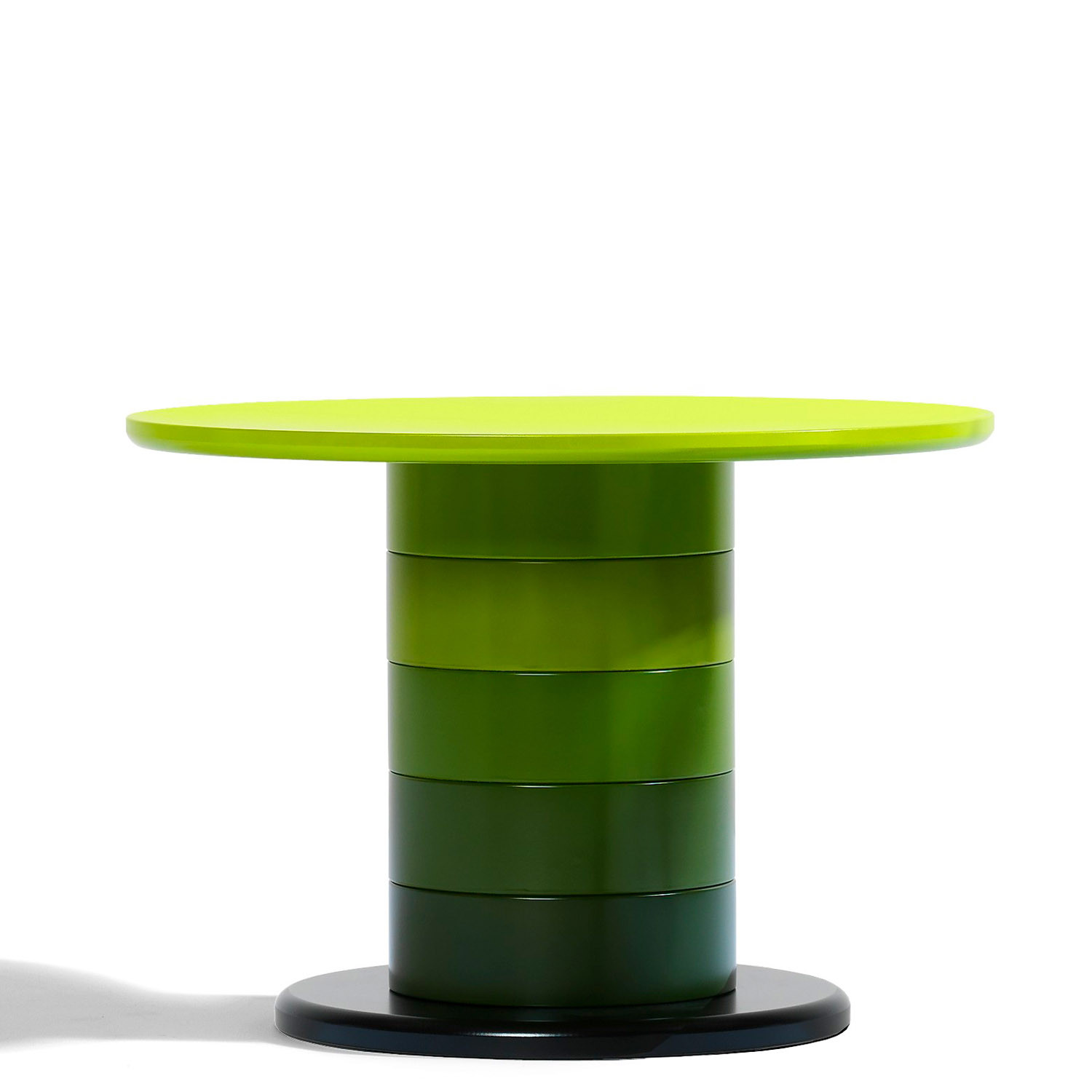 Babel Table by Fredrik Mattson