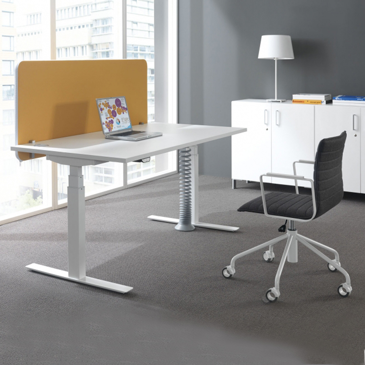 Balance Height Adjustable Desk by Mikomax