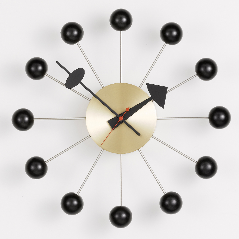 Designer Ball Wall Clock