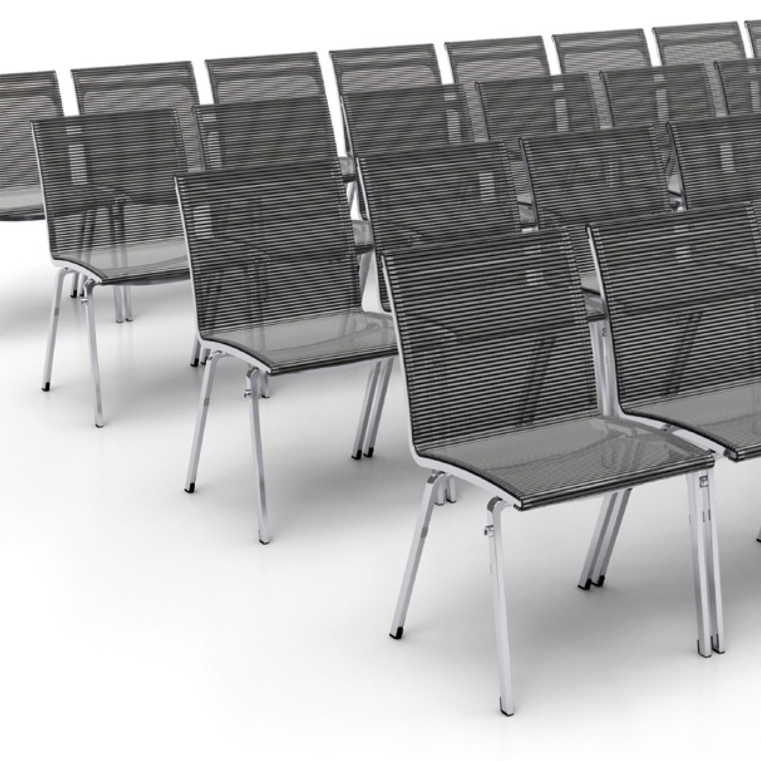 Ballendat Bond Chairs with Row Linking