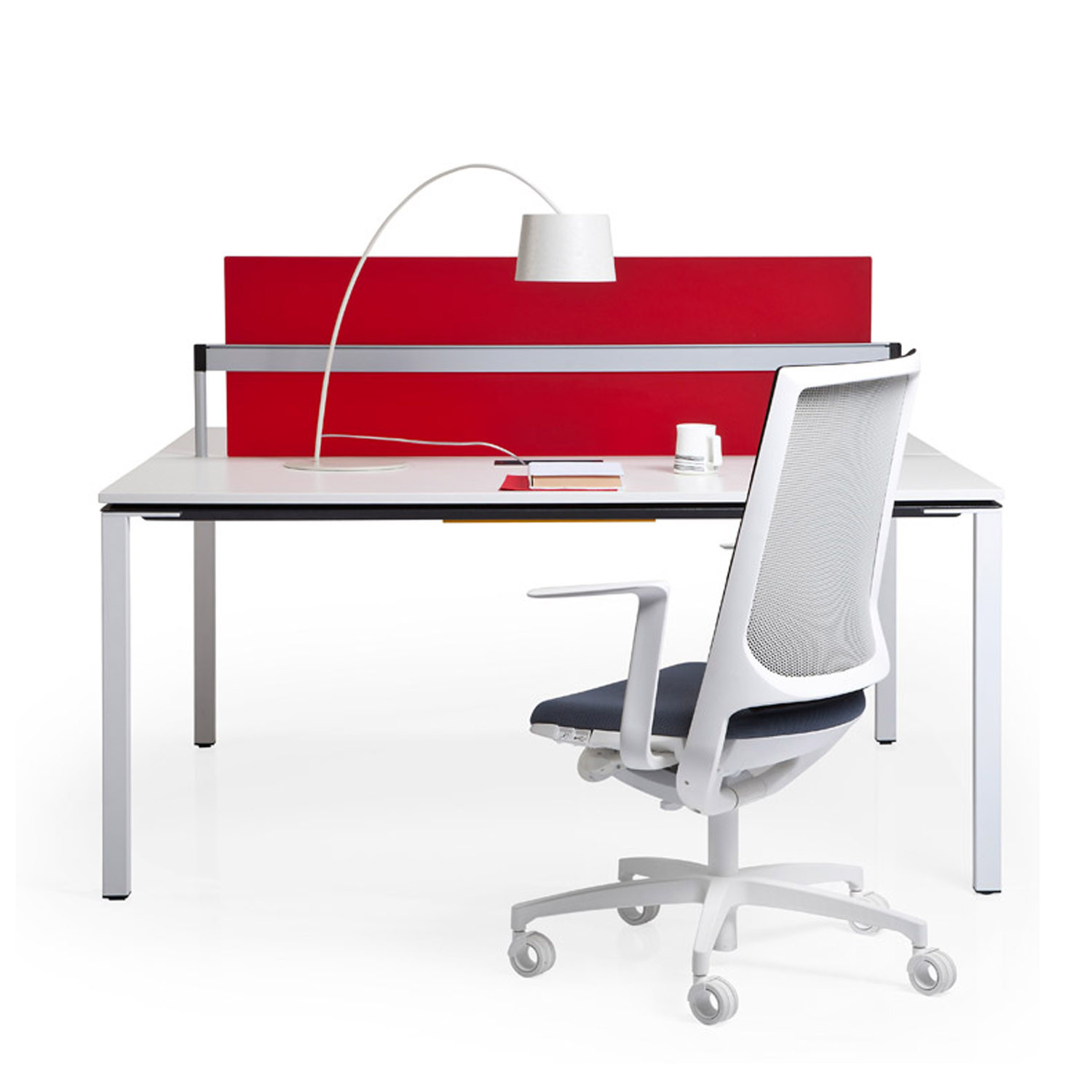 Barbari Single Bench Desks